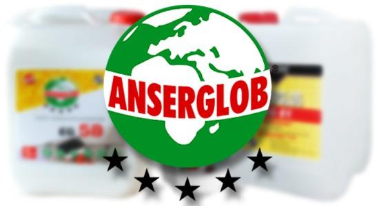 Anserglob - Сухі будівельні суміші