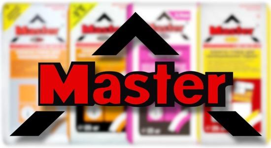 Master 1 - Сухі будівельні суміші