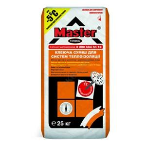 Master teplo3 - Клей и клеевые смеси