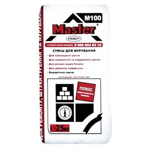 Master1 - Сухі будівельні суміші