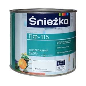115 sniezka - Популярні фарби гуртом від найкращих виробників у одного постачальника