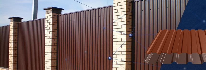 banner stenovoi - Основные характеристики стенового профнастила
