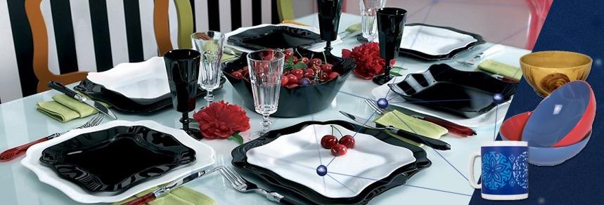 farfor - Посуд із кераміки та порцеляни