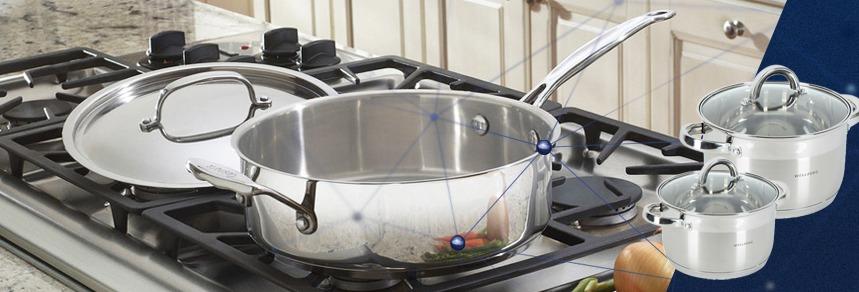 nerjaveika - Посуда из нержавеющей стали