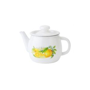 chaynik 2707 limon tovar 2 - Посуда эмалированная