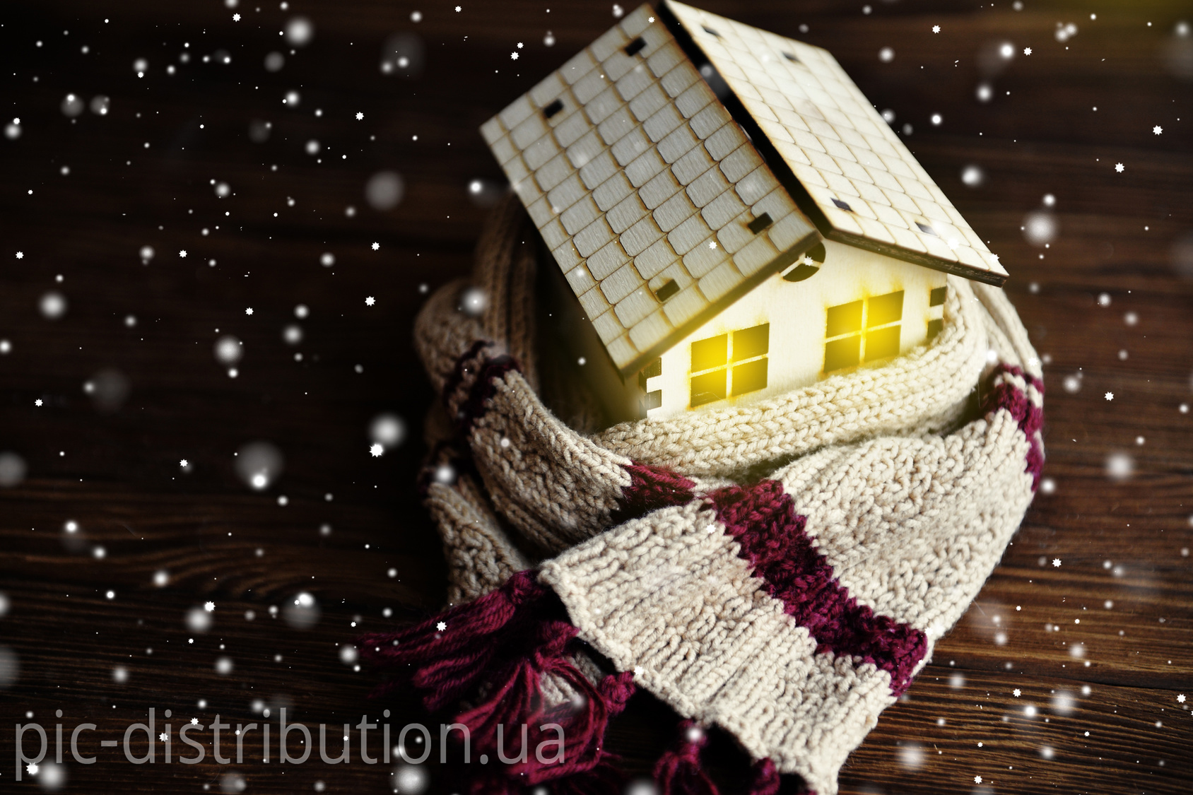 protection logement hiver - Grid