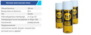 Pena 300 ml 300x117 - TM BUDMONSTER