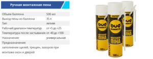 Pena 500 ml 300x117 - TM BUDMONSTER