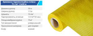 Plenka arm 75 15 50 yellow 1 300x117 - TM BUDMONSTER