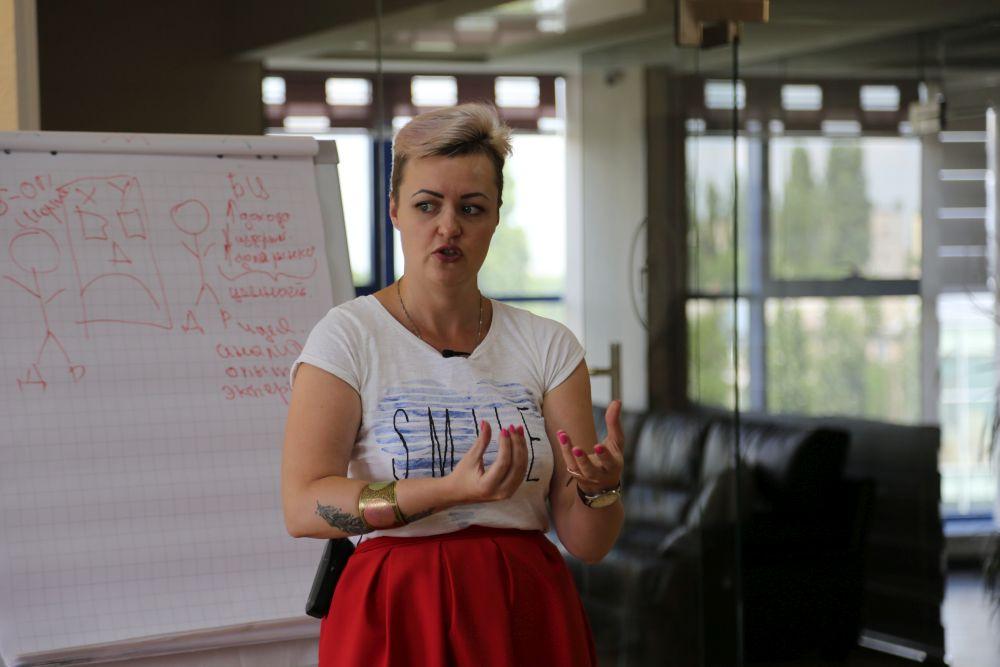 2 - Как мы проводили тренинг по повышению эффективности менеджеров